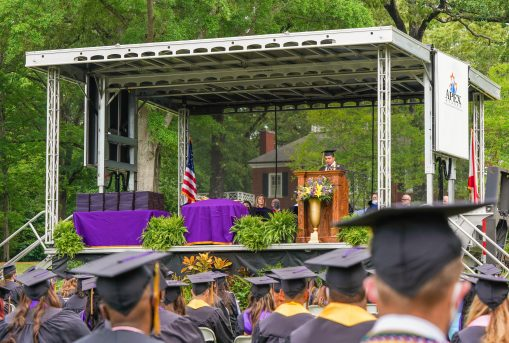 Spring 2021 Commencement