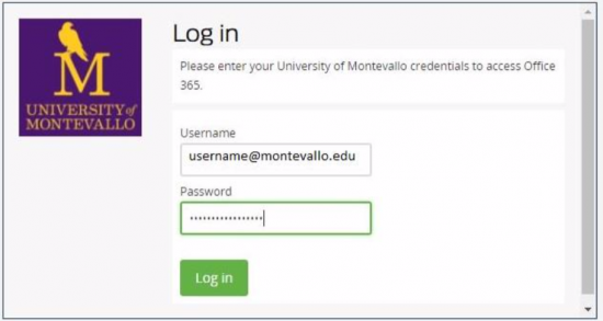 Duo two-factor authorization and organization sign in welcome screen