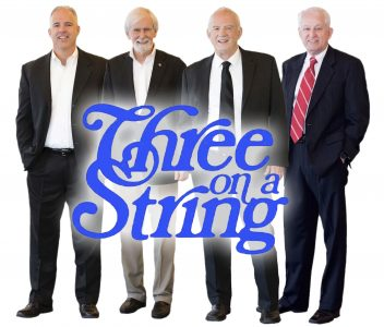 Three on a String group photo